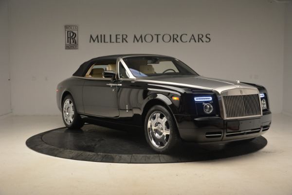 Used 2009 Rolls-Royce Phantom Drophead Coupe for sale Sold at Alfa Romeo of Greenwich in Greenwich CT 06830 24