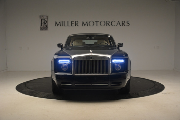 Used 2009 Rolls-Royce Phantom Drophead Coupe for sale Sold at Alfa Romeo of Greenwich in Greenwich CT 06830 25
