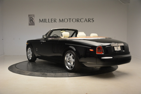 Used 2009 Rolls-Royce Phantom Drophead Coupe for sale Sold at Alfa Romeo of Greenwich in Greenwich CT 06830 5