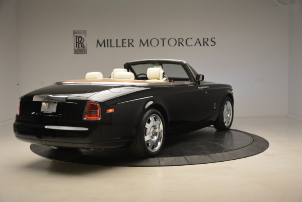 Used 2009 Rolls-Royce Phantom Drophead Coupe for sale Sold at Alfa Romeo of Greenwich in Greenwich CT 06830 8