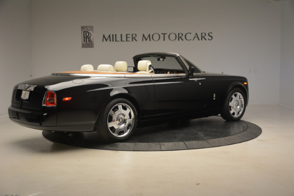 Used 2009 Rolls-Royce Phantom Drophead Coupe for sale Sold at Alfa Romeo of Greenwich in Greenwich CT 06830 9