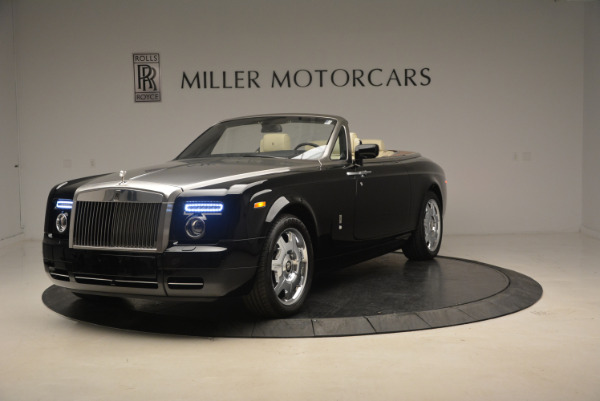 Used 2009 Rolls-Royce Phantom Drophead Coupe for sale Sold at Alfa Romeo of Greenwich in Greenwich CT 06830 1