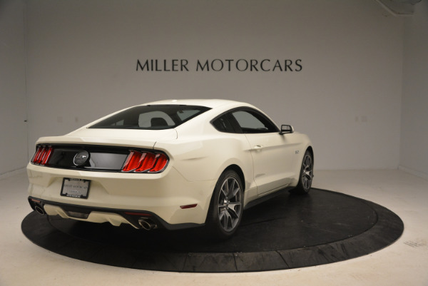 Used 2015 Ford Mustang GT 50 Years Limited Edition for sale Sold at Alfa Romeo of Greenwich in Greenwich CT 06830 7
