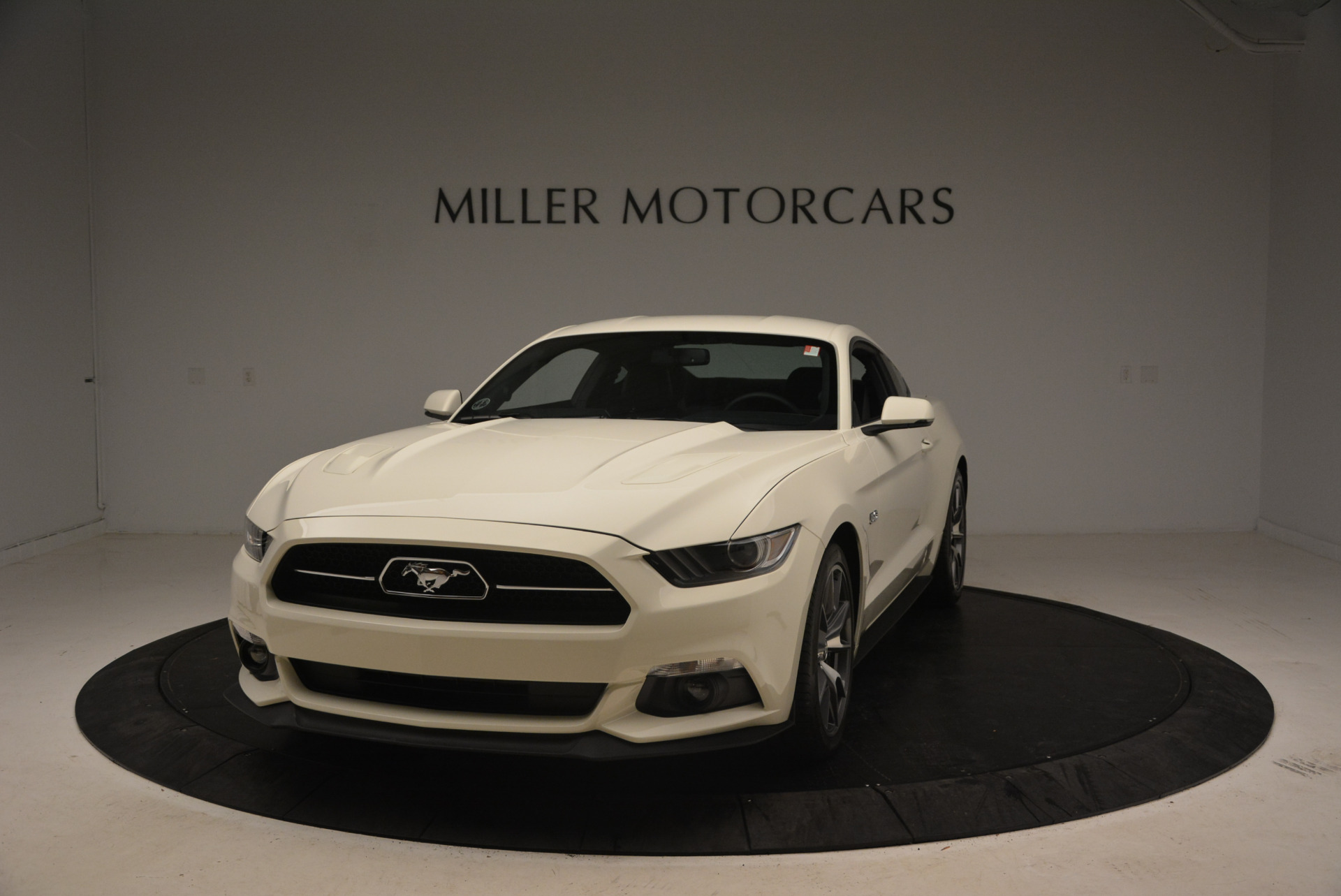Used 2015 Ford Mustang GT 50 Years Limited Edition for sale Sold at Alfa Romeo of Greenwich in Greenwich CT 06830 1