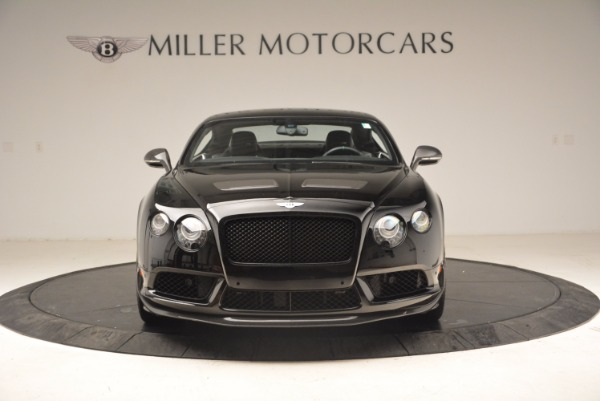 Used 2015 Bentley Continental GT GT3-R for sale Sold at Alfa Romeo of Greenwich in Greenwich CT 06830 13