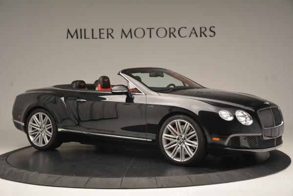 Used 2014 Bentley Continental GT Speed Convertible for sale Sold at Alfa Romeo of Greenwich in Greenwich CT 06830 10