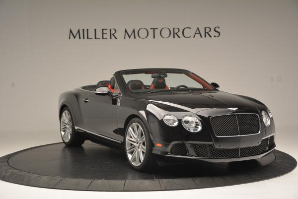 Used 2014 Bentley Continental GT Speed Convertible for sale Sold at Alfa Romeo of Greenwich in Greenwich CT 06830 11