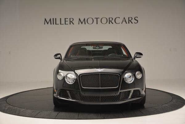 Used 2014 Bentley Continental GT Speed Convertible for sale Sold at Alfa Romeo of Greenwich in Greenwich CT 06830 13
