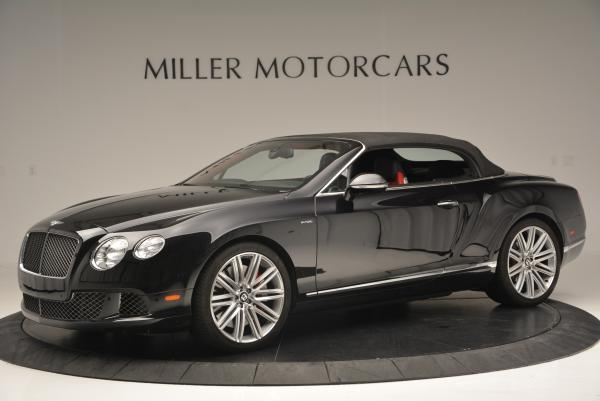 Used 2014 Bentley Continental GT Speed Convertible for sale Sold at Alfa Romeo of Greenwich in Greenwich CT 06830 15