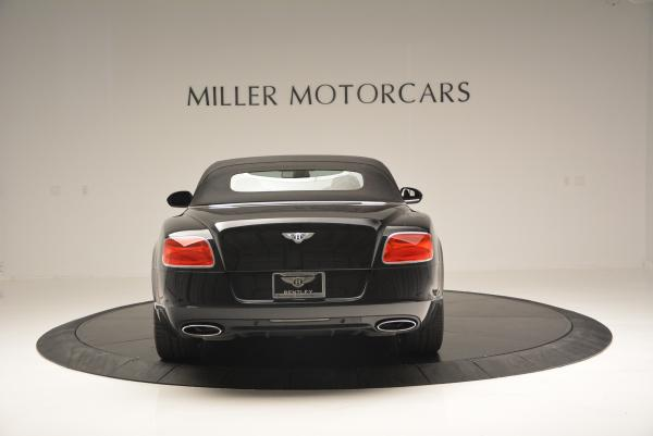 Used 2014 Bentley Continental GT Speed Convertible for sale Sold at Alfa Romeo of Greenwich in Greenwich CT 06830 19