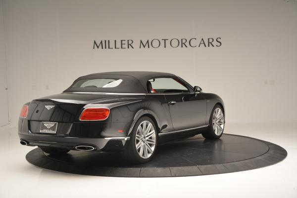 Used 2014 Bentley Continental GT Speed Convertible for sale Sold at Alfa Romeo of Greenwich in Greenwich CT 06830 20