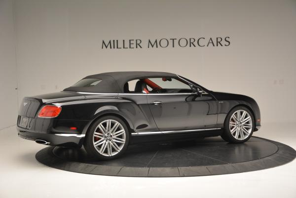 Used 2014 Bentley Continental GT Speed Convertible for sale Sold at Alfa Romeo of Greenwich in Greenwich CT 06830 21
