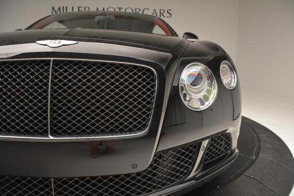Used 2014 Bentley Continental GT Speed Convertible for sale Sold at Alfa Romeo of Greenwich in Greenwich CT 06830 27