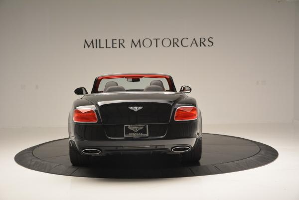 Used 2014 Bentley Continental GT Speed Convertible for sale Sold at Alfa Romeo of Greenwich in Greenwich CT 06830 6