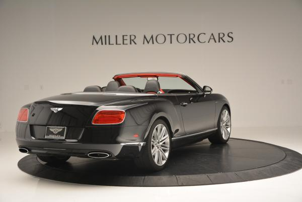 Used 2014 Bentley Continental GT Speed Convertible for sale Sold at Alfa Romeo of Greenwich in Greenwich CT 06830 7