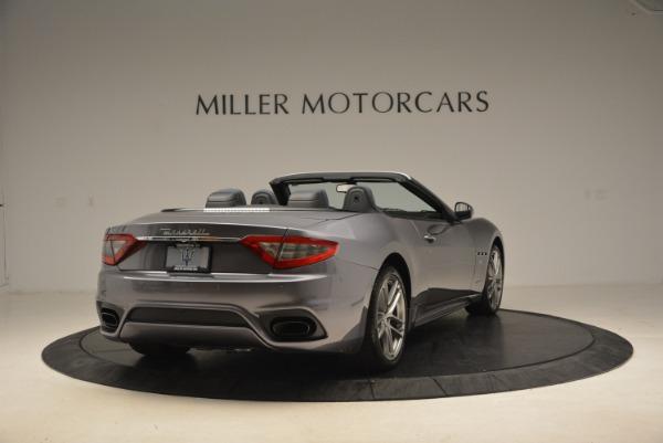 New 2018 Maserati GranTurismo Sport Convertible for sale Sold at Alfa Romeo of Greenwich in Greenwich CT 06830 14