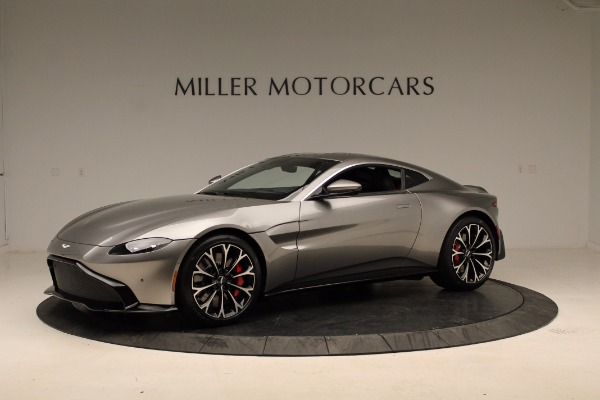 New 2019 Aston Martin Vantage for sale Sold at Alfa Romeo of Greenwich in Greenwich CT 06830 11