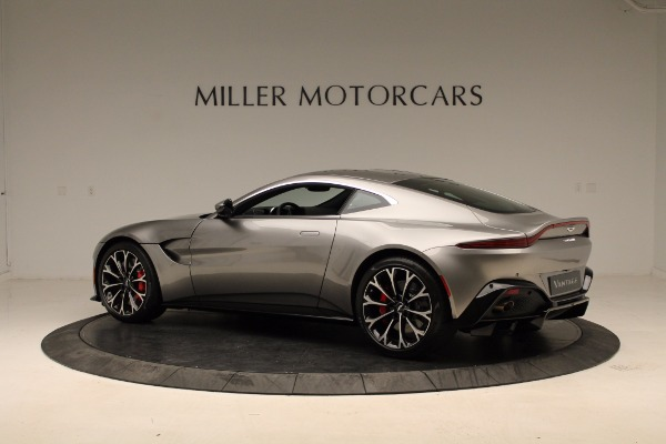 New 2019 Aston Martin Vantage for sale Sold at Alfa Romeo of Greenwich in Greenwich CT 06830 13