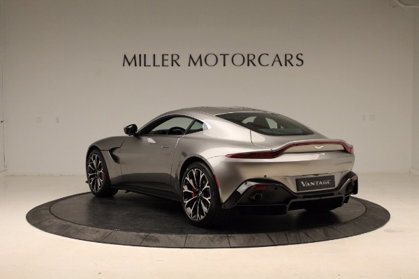 New 2019 Aston Martin Vantage for sale Sold at Alfa Romeo of Greenwich in Greenwich CT 06830 14