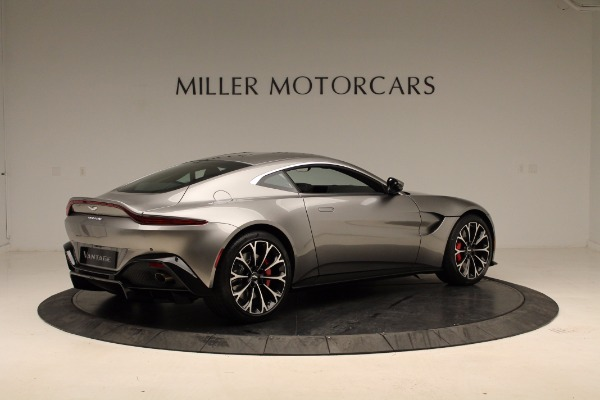 New 2019 Aston Martin Vantage for sale Sold at Alfa Romeo of Greenwich in Greenwich CT 06830 17
