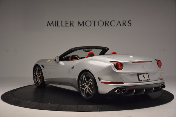 Used 2015 Ferrari California T for sale Sold at Alfa Romeo of Greenwich in Greenwich CT 06830 5