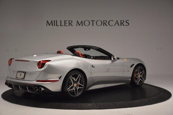 Used 2015 Ferrari California T for sale Sold at Alfa Romeo of Greenwich in Greenwich CT 06830 8