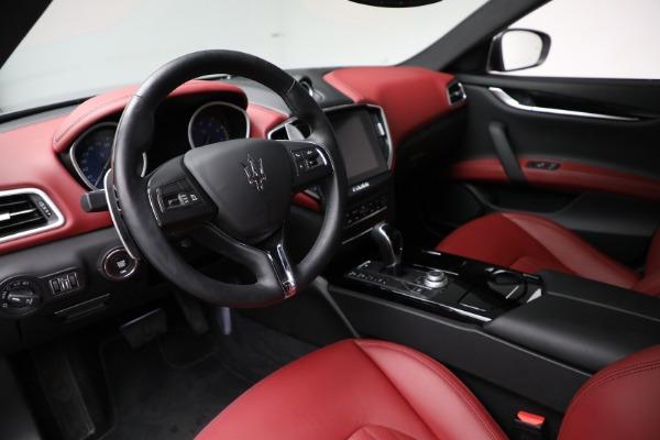 New 2018 Maserati Ghibli S Q4 GranLusso for sale Sold at Alfa Romeo of Greenwich in Greenwich CT 06830 13