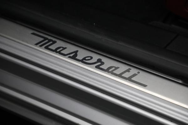 New 2018 Maserati Ghibli S Q4 GranLusso for sale Sold at Alfa Romeo of Greenwich in Greenwich CT 06830 22