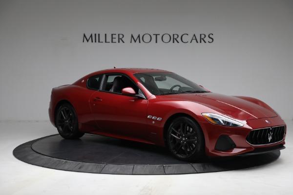 Used 2018 Maserati GranTurismo Sport for sale $94,900 at Alfa Romeo of Greenwich in Greenwich CT 06830 10