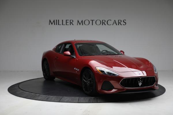 Used 2018 Maserati GranTurismo Sport for sale $94,900 at Alfa Romeo of Greenwich in Greenwich CT 06830 11
