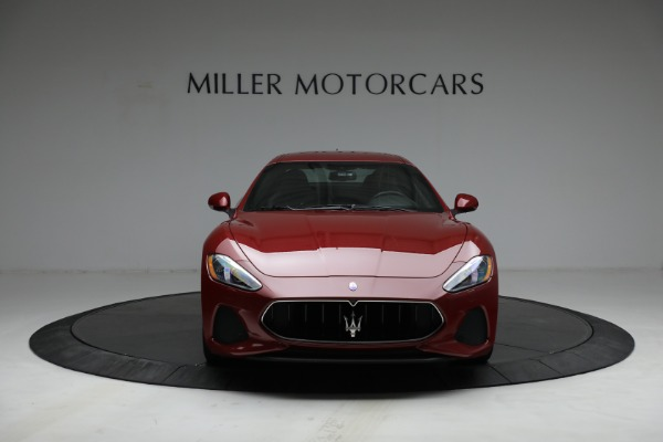 Used 2018 Maserati GranTurismo Sport for sale $94,900 at Alfa Romeo of Greenwich in Greenwich CT 06830 12