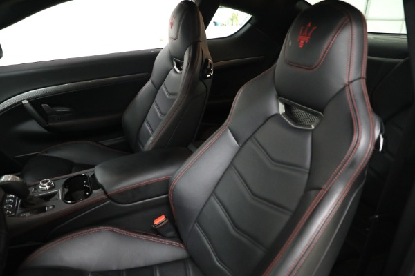 Used 2018 Maserati GranTurismo Sport for sale $94,900 at Alfa Romeo of Greenwich in Greenwich CT 06830 15