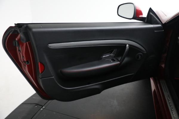 Used 2018 Maserati GranTurismo Sport for sale $94,900 at Alfa Romeo of Greenwich in Greenwich CT 06830 17