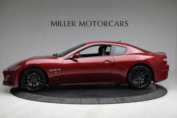Used 2018 Maserati GranTurismo Sport for sale $94,900 at Alfa Romeo of Greenwich in Greenwich CT 06830 3
