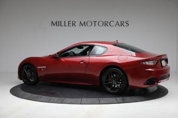 Used 2018 Maserati GranTurismo Sport for sale $94,900 at Alfa Romeo of Greenwich in Greenwich CT 06830 4