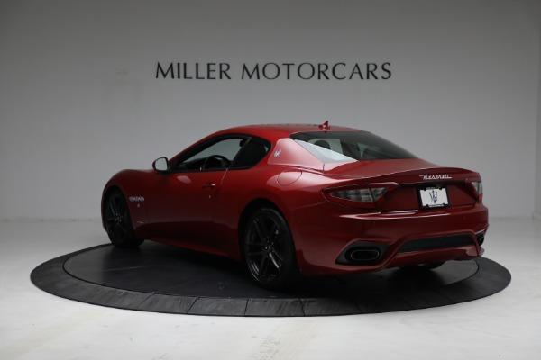 Used 2018 Maserati GranTurismo Sport for sale $94,900 at Alfa Romeo of Greenwich in Greenwich CT 06830 5