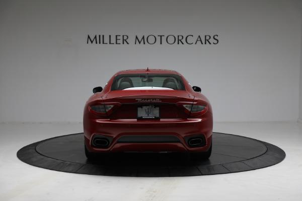 Used 2018 Maserati GranTurismo Sport for sale $94,900 at Alfa Romeo of Greenwich in Greenwich CT 06830 6