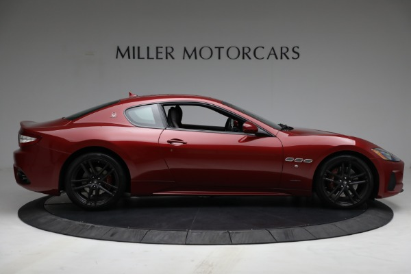 Used 2018 Maserati GranTurismo Sport for sale $94,900 at Alfa Romeo of Greenwich in Greenwich CT 06830 9