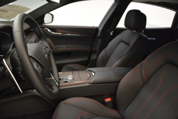 Used 2018 Maserati Quattroporte S Q4 GranLusso for sale Sold at Alfa Romeo of Greenwich in Greenwich CT 06830 13
