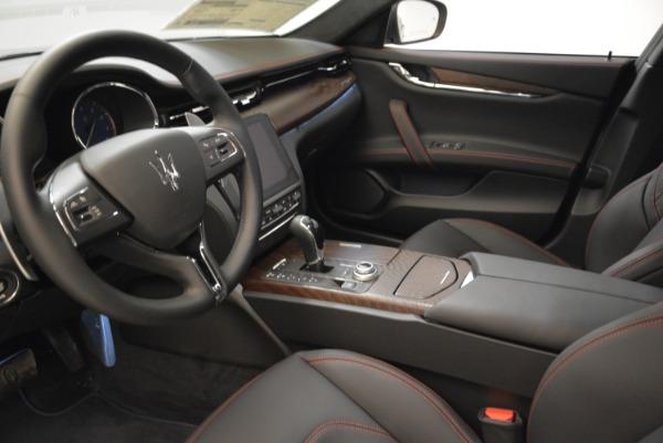Used 2018 Maserati Quattroporte S Q4 GranLusso for sale Sold at Alfa Romeo of Greenwich in Greenwich CT 06830 15