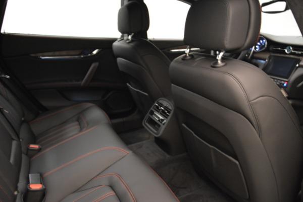 Used 2018 Maserati Quattroporte S Q4 GranLusso for sale Sold at Alfa Romeo of Greenwich in Greenwich CT 06830 23