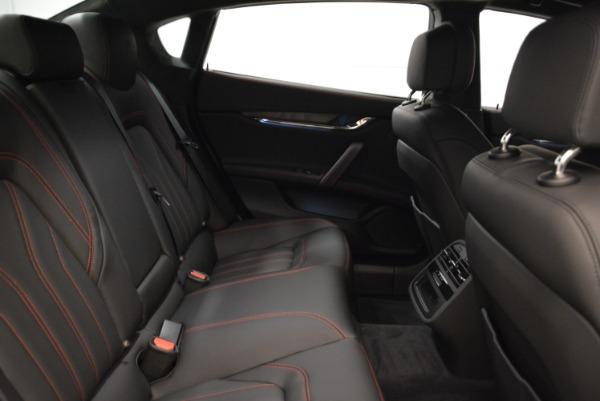 Used 2018 Maserati Quattroporte S Q4 GranLusso for sale Sold at Alfa Romeo of Greenwich in Greenwich CT 06830 24