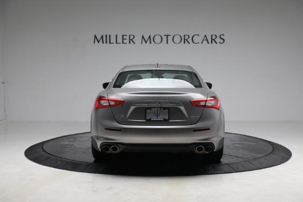 New 2018 Maserati Ghibli S Q4 for sale Sold at Alfa Romeo of Greenwich in Greenwich CT 06830 4