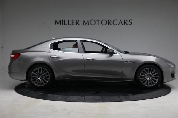 New 2018 Maserati Ghibli S Q4 for sale Sold at Alfa Romeo of Greenwich in Greenwich CT 06830 6