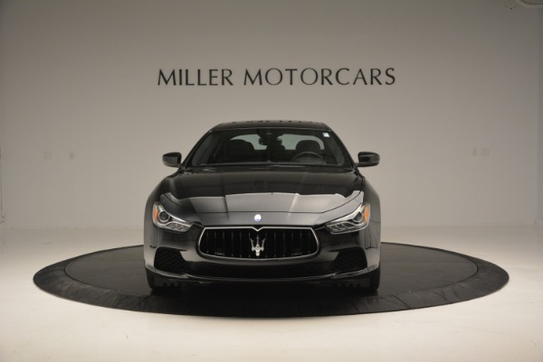 New 2018 Maserati Ghibli S Q4 for sale Sold at Alfa Romeo of Greenwich in Greenwich CT 06830 12
