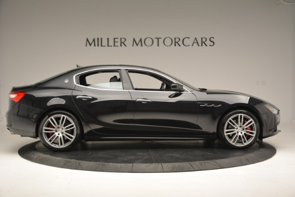 New 2018 Maserati Ghibli S Q4 for sale Sold at Alfa Romeo of Greenwich in Greenwich CT 06830 9