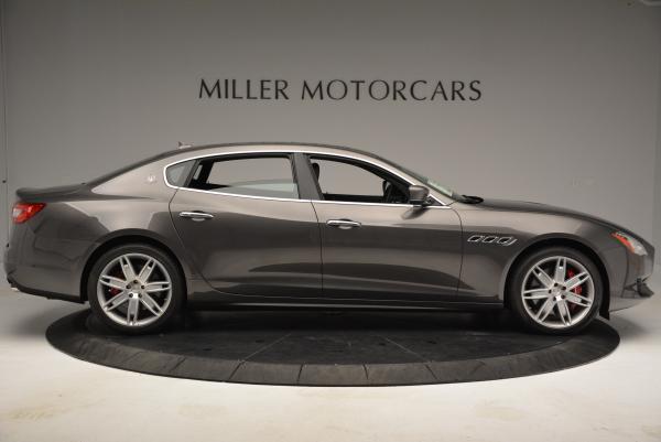 New 2016 Maserati Quattroporte S Q4 for sale Sold at Alfa Romeo of Greenwich in Greenwich CT 06830 10