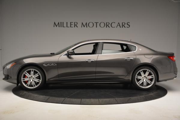 New 2016 Maserati Quattroporte S Q4 for sale Sold at Alfa Romeo of Greenwich in Greenwich CT 06830 4