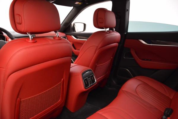 New 2017 Maserati Levante S Q4 for sale Sold at Alfa Romeo of Greenwich in Greenwich CT 06830 19
