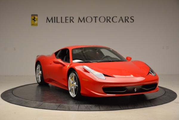 Used 2012 Ferrari 458 Italia for sale Sold at Alfa Romeo of Greenwich in Greenwich CT 06830 11
